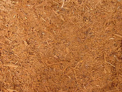 Red Oak Hardwood Mulch