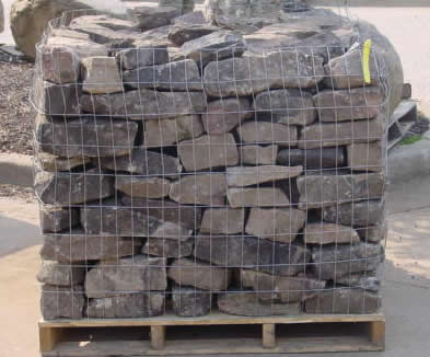Tennessee Fieldstone Medium Stack