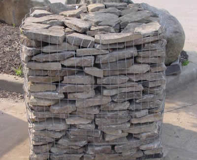 Tennessee Fieldstone Thin Stack