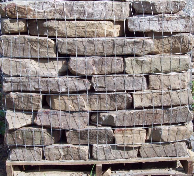 Tennessee Fieldstone Capstone
