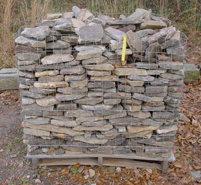 Tennessee Fieldstone Thin - veneer